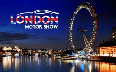The London Motor Show Benefit from Social Media Marketing.