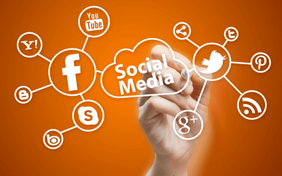 How can a business choose the most appropriate Social Media for them?